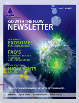 Miltenyi Biotech - Flow Cytometry Newsletter